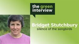 Bridget Stutchbury: Silence of the Songbirds
