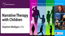 Narrative Therapy with Children - With Stephen Madigan