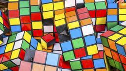 Mastering Rubik's Cube