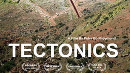 Tectonics - A Topography of the U.S. Border with Mexico