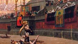 Gladiators and Beast Hunts