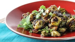 Brassicas: Brussels Sprouts and Turnips