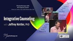 Integrative Counseling - With Jeffrey Kottler