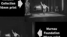 Scene Comparison: Scene 2: The Somnambulist: A/B Comparison