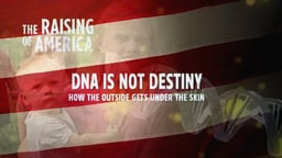 DNA is Not Destiny - How the Outside Gets Under the Skin