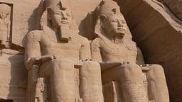 Tomb Painting of Nefertari