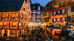 Alsace and Lorraine: France Meets Germany