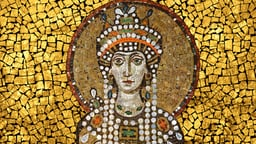 Theodora Rises from Dancer to Empress