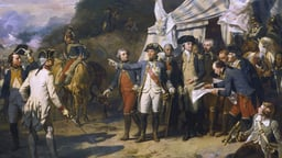 The American Revolution - Washington's War