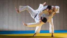 Judo:How to Take a Fall