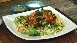 The Stir-Fry Dance-Dry-Heat Cooking with Fat