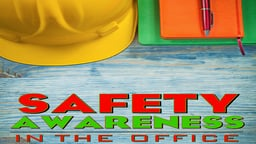 Business Management & HR Training Safety Awareness in the Office