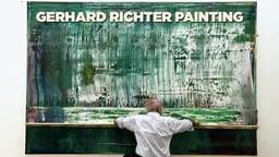 Gerhard Richter Painting - Portrait of a German Painter