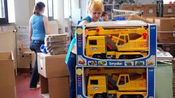 Plastic Trucks