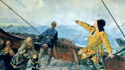 Freydis Journeys to North America