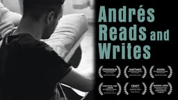 Andrés Reads and Writes - Andrés lee i escribe