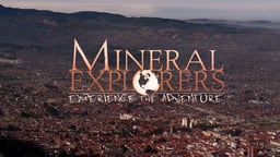 Mineral Explorers - Colombia: Emerald