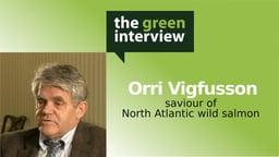 Orri Vigfusson: Saviour of North Atlantic Wild Salmon
