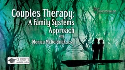 Couples Therapy: A Family Systems Approach