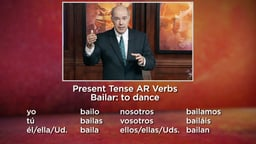 Regular -ar Verbs in the Preterite