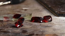 Precious - Gemstone Extraction in Myanmar.