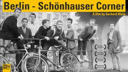 Berlin - Schönhauser Corner - Berlin - Ecke Schönhauser