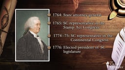 John Rutledge's Committee