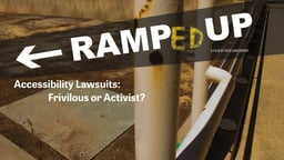 RAMPED UP - Audio Description - The Pitfalls of the Americans with Disabilities Act