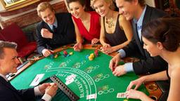 Optimal Blackjack and Simple Card Counting
