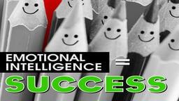 Business Management & HR Training Emotional Intelligence Equals Success