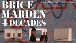 Brice Marden: 4 Decades - A Retrospective of the American Abstract Painter