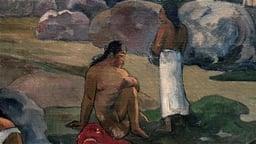 Sweet Dreams (1894) - Paul Gauguin
