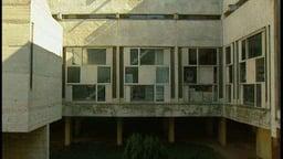 The Convent of La Tourette/ Le Corbusier