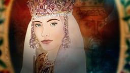 Anna Brings Christianity to Russia