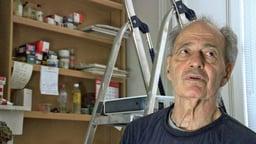 Frank - Painter Frank Auerbach