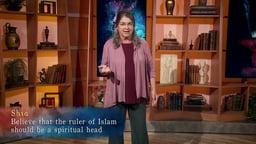 Aisha Helps Shape Islam