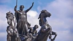 Boudicca Attacks the Romans