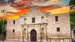 Rebellious Texas and the Alamo