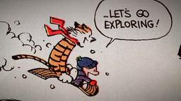 Dear Mr. Watterson - The Era of Calvin & Hobbes