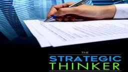 Business Management & HR Training The Strategic Thinker