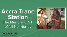 Accra Trane Station - The Music and Art of Nii Noi Nortey