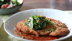 Pork Milanese and the Art of Breading