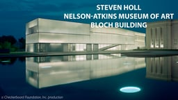 Steven Holl - The Nelson-Atkins Museum of Art, Bloch Building