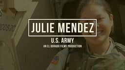 Veteran Documentary Corps: Julie Mendez