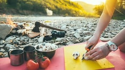 Outdoor Menu Planning and Cooking