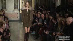 Versace, Emilio Pucci and Roberto Cavalli - Milan Fall 2014