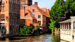 Bruges—Built on the Sea and Trade