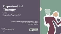 Experiential Therapy with Augustus Y. Napier