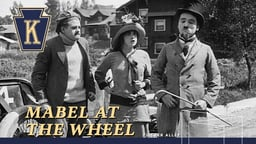 Mabel at the Wheel