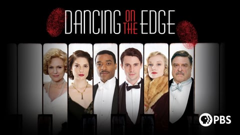 Dancing on the Edge cover image